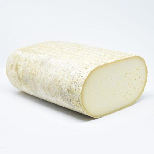 pata de mulo de leche de oveja semicurado